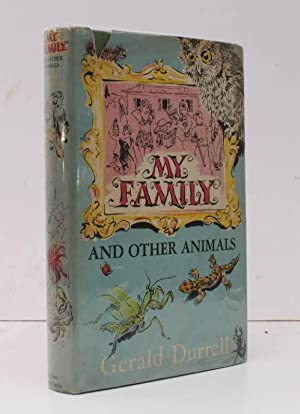 My Family and other Animals. [Illustrated by: Ralph THOMPSON). Gerald