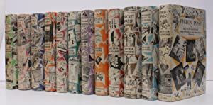 Swallows and Amazons. Complete set. SWALLOWS AND AMAZONS COMPLETE IN UNCLIPPED DUSTWRAPPERS: Arthur...