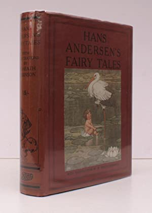 Hans Andersen's Fairy Tales. With Illustrations by: William Heath ROBINSON,