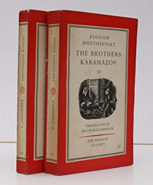 The Brothers Karamazov. Translated with an Introduction by David Magarshack. [Second Impression]....