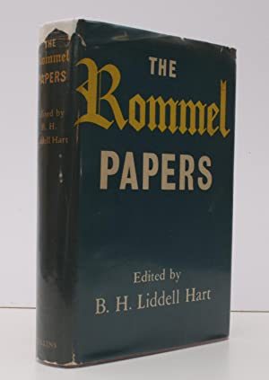 The Rommel Papers. Edited by B. H. Liddell Hart. With the Assistance of Lucie-Maria Rommel, Manfr...