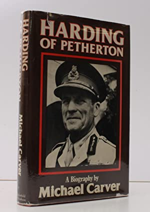 Harding of Petherton. SIGNED BY TWO FIELD MARSHALS