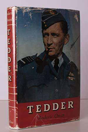 Tedder. BRIGHT, CLEAN COPY IN DUSTWRAPPER