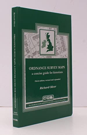 Ordnance Survey Maps. A Concise Guide for Historians. Third Edition, Revised and Expanded. FINE COPY