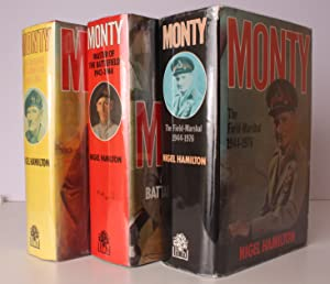 Monty. [The official biography.]. THE OFFICIAL BIOGRAPHY. COL. FEARON'S SET WITH CORRESPONDENCE W...