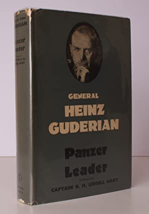 Panzer Leader. Foreword by Captain B. H. Liddell Hart. Translated from the German by Constantine ...