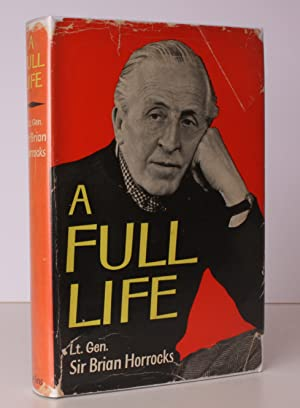 A Full Life. SIGNED BY THE AUTHOR