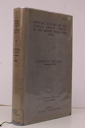Official History of the Indian Armed Forces in the Second World War 1939-45. Technical Services: ...