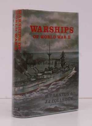 Warships of World War II.: H.T. LENTON and J.J. COLLEDGE.
