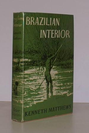 Brazilian Interior. [With dustwrapper artwork by Lynton Lamb].: Lynton LAMB). Kenneth MATTHEWS