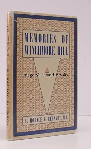 Memories of Winchmore Hill.: H.G. REGNART