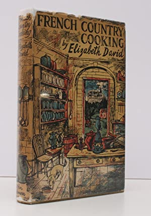 French Country Cooking. Decorated by John Minton. [Third Impression].: Elizabeth DAVID