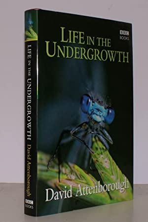 Life in the Undergrowth. NEAR FINE COPY IN UNCLIPPED DUSTWRAPPER: David ATTENBOROUGH