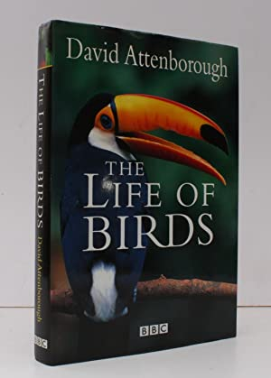 The Life of Birds. NEAR FINE COPY IN UNCLIPPED DUSTWRAPPER: David ATTENBOROUGH