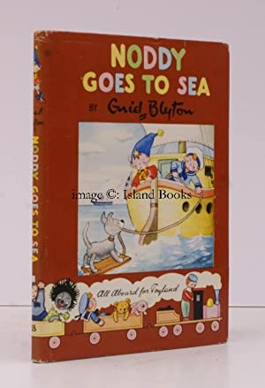 Noddy goes to Sea. [Noddy Book 18].