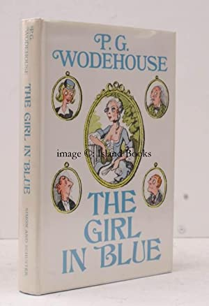 The Girl in Blue. [Dustwrapper artwork by Osbert Lancaster. First US Edition].: Osbert LANCASTER). ...