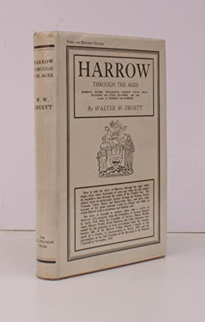 Harrow through the Ages. [Third and Revised Edition]. BRIGHT, CLEAN COPY IN UNCLIPPED DUSTWRAPPER: ...