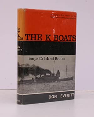 The K Boats. A dramatic First Report of the Navy's most calamitous Submarines. IN DUSTWRAPPER:...