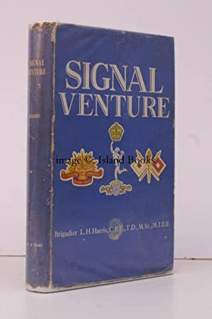 Signal Venture. BRIGHT, CLEAN COPY IN DUSTWRAPPER