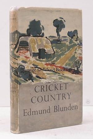Cricket Country.: Edmund BLUNDEN