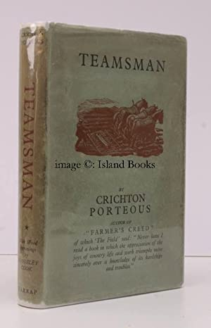 Teamsman. With Wood Engravings by Kingsley Cook. IN UNCLIPPED DUSTWRAPPER: Crichton PORTEOUS