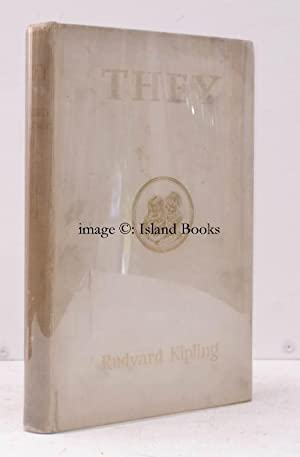 They'. With Illustrations by F.H. Townsend. FIRST ISSUE OF THE FIRST ENGLISH EDITION: Rudyard ...