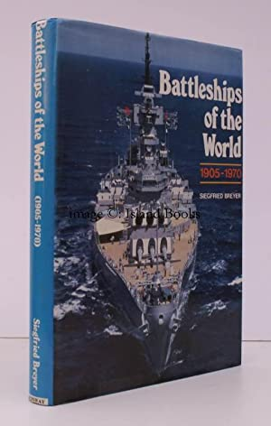 Battleships of the World 1905-1970. [Edited by Roger Chesneau. Translated by Keith Thomas]. NEAR ...