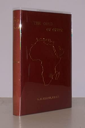 The Gold of Ophir. Whence brought and by Whom? NEAR FINE COPY.: A.H. KEANE