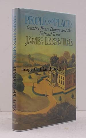 People and Places. Country House Donors and the National Trust. FINE COPY IN UNCLIPPED DUSTWRAPPER:...