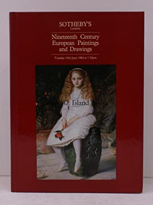 Sale Catalogue of] Nineteenth Century European Paintings and Drawings. 19 June 1984. Sale Code: &#...