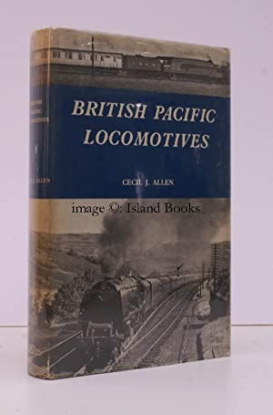 British Pacific Locomotives.: Cecil ALLEN