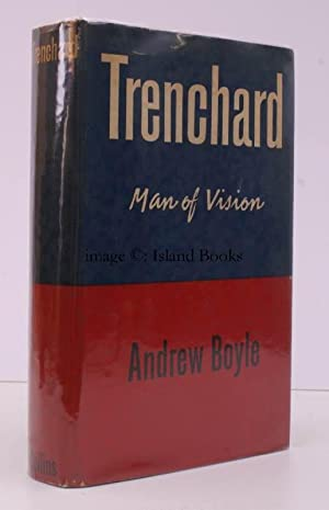 Trenchard [Man of Vision]. BRIGHT, CLEAN COPY IN DUSTWRAPPER