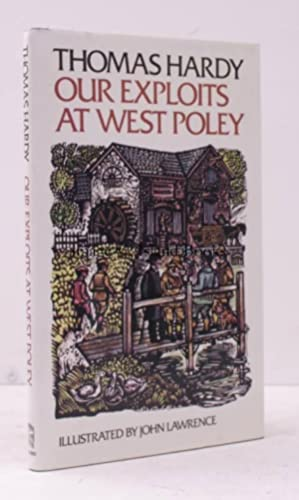 Our Exploits at West Poley. Illustrated by John Lawrence. With an Introduction by R.L.Purdy. FINE ...