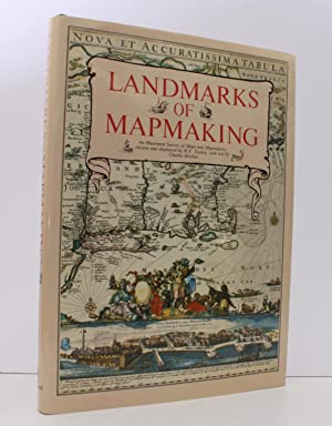 Landmarks of Mapmaking. An Illustrated Survey of Maps and Mapmaking. Maps chosen and displayed by...