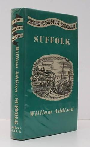Suffolk. BRIGHT, CLEAN COPY IN UNCLIPPED DUSTWRAPPER: William ADDISON