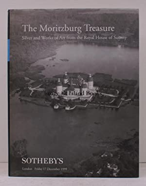 Sale Catalogue of] The Moritzburg Treasure. Silver and Works of Art from the Royal House of Saxony....