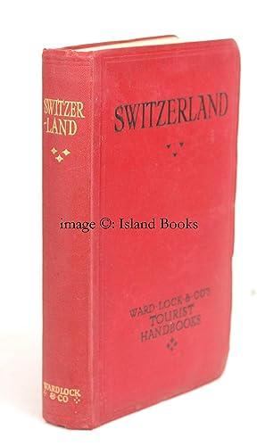A Handbook to Switzerland. Eighth Edition - Revised.: WARD LOCK LTD