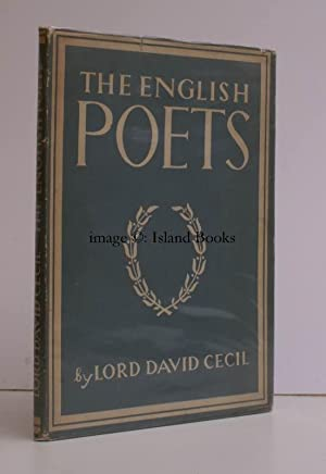 The English Poets. [Britain in Pictures series]. THE FIRST BIP IN UNCLIPPED DUSTWRAPPER: David ...