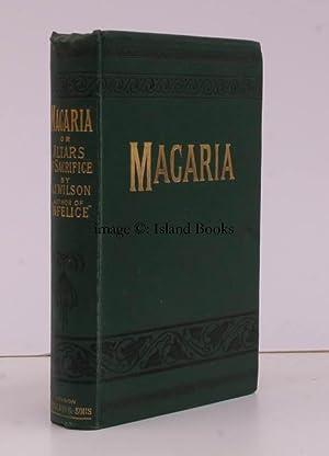 Macaria; or, Altars of Sacrifice.: A.J.E. WILSON