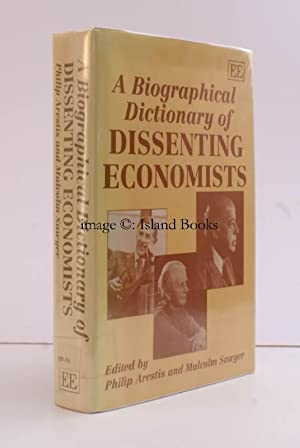 A Biographical Dictionary of Dissenting Economists. Biographical Dictionary of Dissenting ...