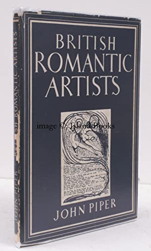 british romantic artists by john piper abebooks. Black Bedroom Furniture Sets. Home Design Ideas