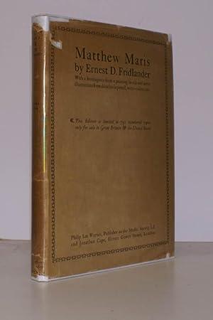 Matthew Maris . EDITION LIMITED TO 750 COPIES: Ernest D. FRIDLANDER