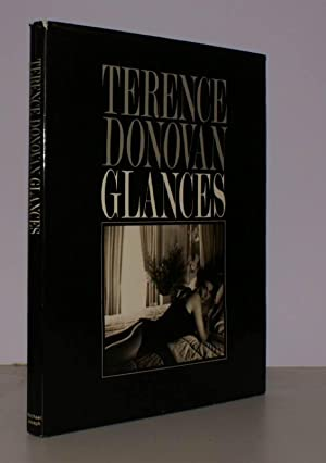 Glances. NEAR FINE COPY IN UNCLIPPED DUSTWRAPPER: Terence DONOVAN