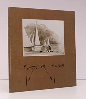 Martyn R Mackrill. Home Waters. 16 July - 2 August 2008. [Introduction by James Taylor]. FINE COPY:...