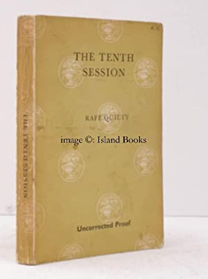 The Tenth Session. PROOF COPY: Rafe QUILTY