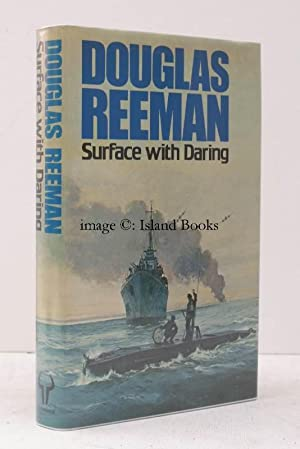 Surface with Daring. NEAR FINE COPY IN UNCLIPPED DUSTWRAPPER: Douglas REEMAN