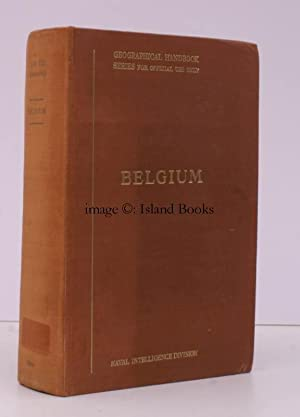 Belgium. February 1944. [Publication Code] BR 521 (Restricted).: NAVAL INTELLIGENCE DIVISION