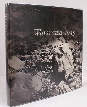 Warszawa 1945. NEAR FINE COPY IN UNCLIPPED DUSTWRAPPER: E. BORECKA