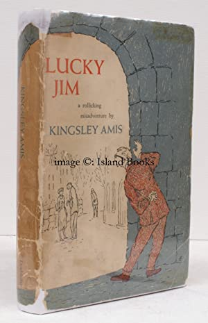 Lucky Jim. [First US Edition].: Kingsley AMIS
