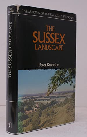 The Making of the English Landscape. The Sussex Landscape. NEAR FINE COPY IN UNCLIPPED DUSTWRAPPER:...